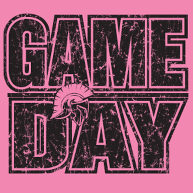 20-21 Game Day T-Shirts Pink Nampa Christian Trojan Pro Shop