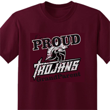20-21 Grandparents T-Shirts Nampa Christian Trojan Pro Shop HP