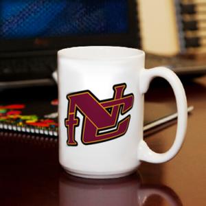 Coffee Mugs 15oz NC Logo Nampa Christian Pro Shop