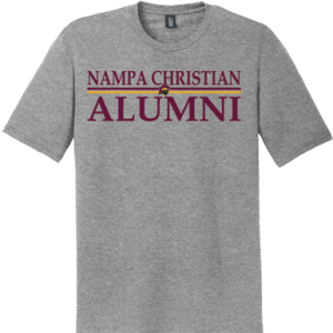 20-21 Alumni Men's T-Shirts Nampa Christian Trojan Pro Shop