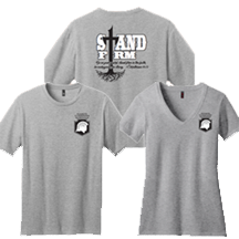 Stand Firm @021 Them T Shirts Nampa Christian Schools Pro Shop
